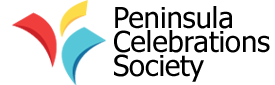 Peninsula Celebrations Society Retina Logo